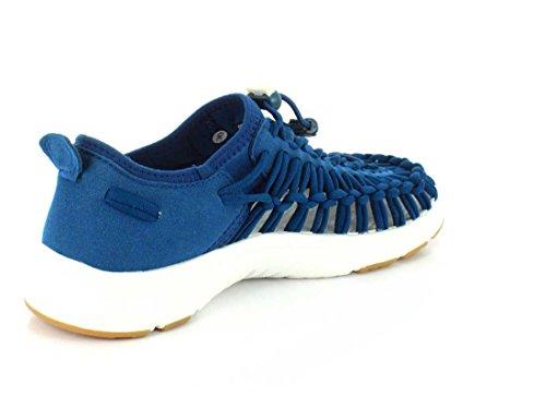 Keen Uneek O2 W, Zapatillas Para Mujer Seaport/White