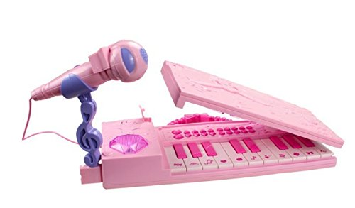 Nimble House Birthday 37 Keys Musical Folding Electronic Keyboard Piano With Mic Melody Mixing Toy