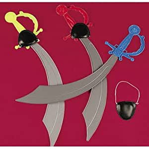 Pirate Party Stuff to Wear Bulk Party Supplies