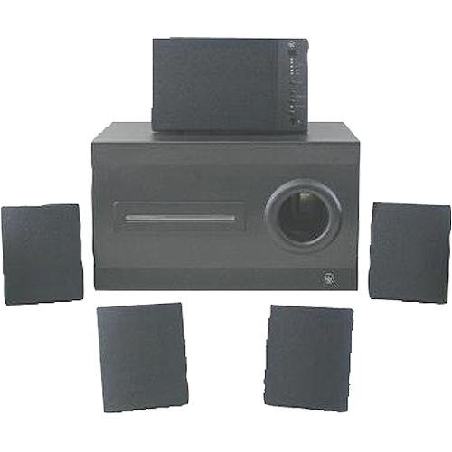 KINYO GZ-501 GameZone 5.1 Surround Sound System