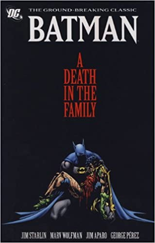 Batman - A Death in the Family (New Edition)
