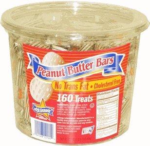 Peanut Butter Bars 160ct.