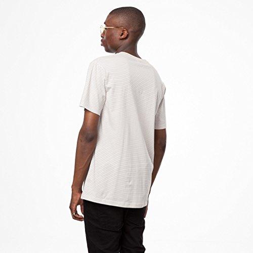 THOKKTHOKK Triple Striped T-Shirt GOTS Fairtrade