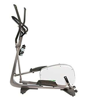 Tunturi – Pure Cross R 10.1 Ergometer Crosstrainer, Gris, Blanco, One Size