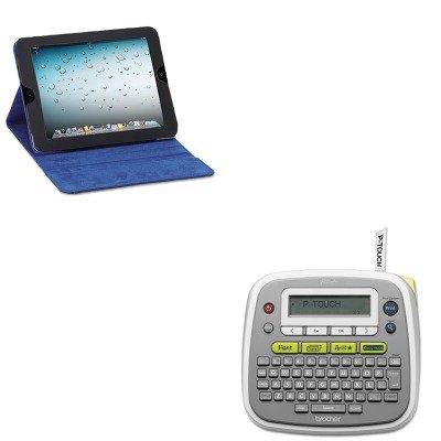 KITBRTPTD200USLTCC222420 - Value Kit - Solo Tech Booklet for iPad All Generations (USLTCC222420) and Brother P-Touch PT-D200 Label Maker (BRTPTD200)