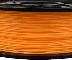 SOOWAY Filamento PLA 1.75mm para impresión 3D, 1kg Spool, Glow in ...