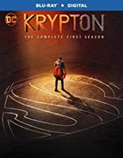 Krypton: The Complete First Season (BD) [Blu-ray] [Blu-ray]