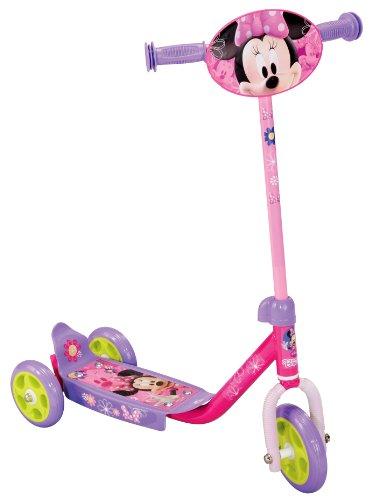 STAMP - DISNEY - MINNIE - J100043 - Vélo et Véhicule pour Enfant - Trottinette 3 Roues Minnie Bow Tique