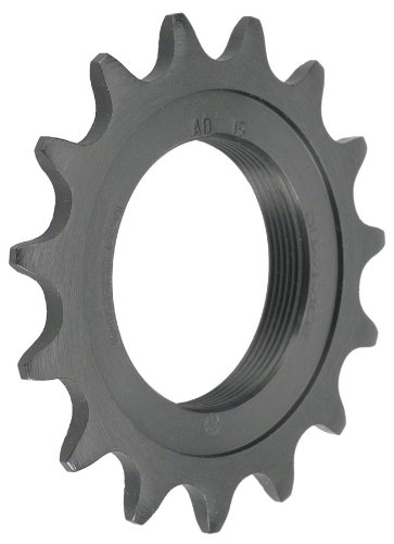 Shimano SS-7600 Dura-Ace Track Cog (15T 1/2x1/8-Inch 1 Speed) Shimano Track Cogs