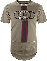 Mens Hipster Hip Hop Printed Sport Team Crewneck Graphic Jersey