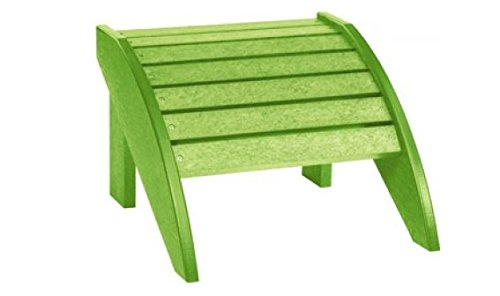 MD Group New Kiwi Plastic Ergonomically Designed Completely Waterproof Stainless Steel Hardware Footstool by MD Group
