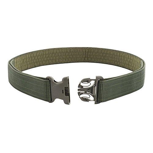 M-Tac UTX Tactical Belt Heavy Duty Mens Gun Police Web Belt Fastex Buckle (Olive)