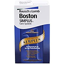 Boston Simplus Multi Action Solution with Daily Protein Remover # 424 - 3.5 Oz
