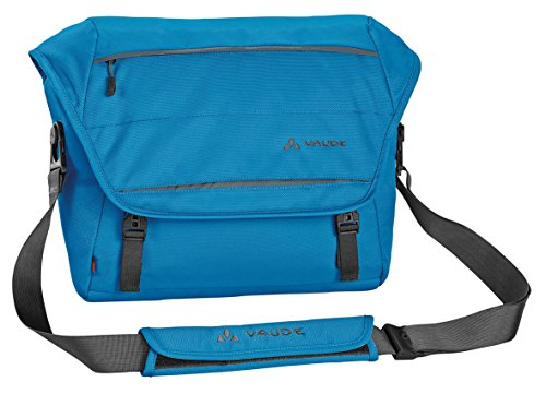 Vaude Bunya - Cartera para portátil de 13,3 pulgadas, Unisex, Tasche Bunya, Brown - Autumnal azul - azul