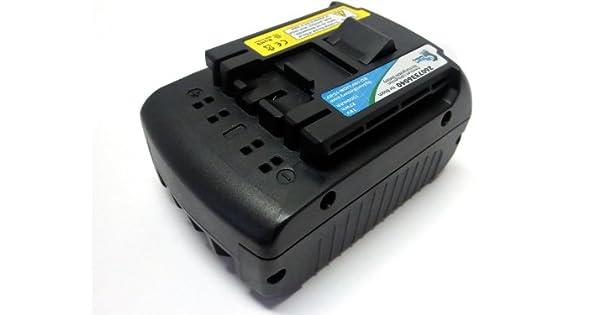 Amazon.com: Bosch PB360S Batería – Batería de repuesto para ...