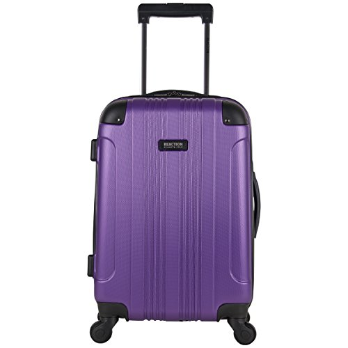 - Kenneth Cole Reaction Out Of Bounds 20-Inch Carry-On Lightweight Durable Hardshell 4-Wheel Spinner Cabin Size Luggage