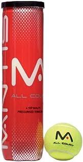 Mantis all Court Pressurized Premium tessuto panno palla da tennis tubo da 4