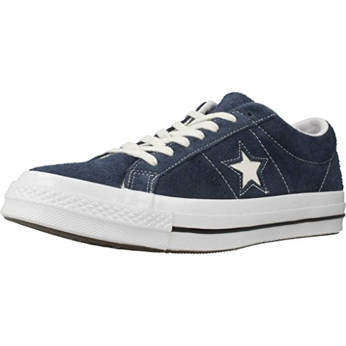 CONVERSE Basket, color Bleu, marca, modelo Basket ONE STAR OX Bleu