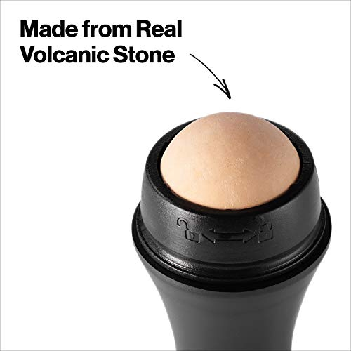 Revlon Oil-Absorbing Volcanic Face Roller, Reusable Facial Skincare Tool for At-Home or On-The-Go Mini Massage 6