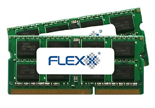 Flexx ram Memory 8GB kit (4GBx2) DDR3 PC3-8500 1067MHz 204-Pin SODIMM (for Mac)