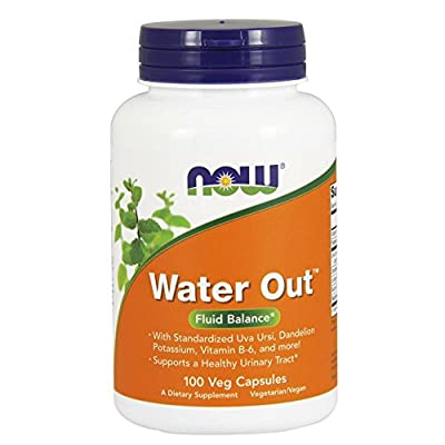 NOW Water-Out, 100 Tablets