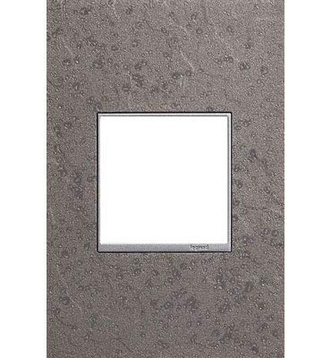 (Hubbardton Forge Natural Iron 1-Gang Wall Plate)