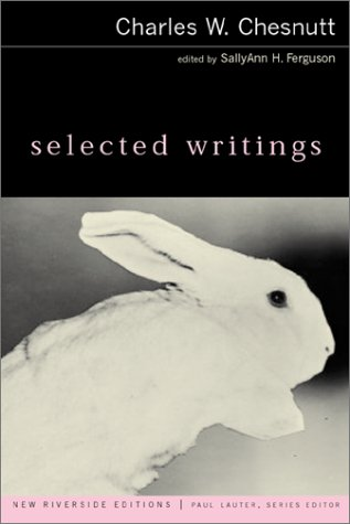 Selected Writings (New Riverside Editions)