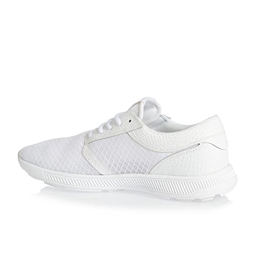 Womens Skate Hammer WHITE Shoes WHITE Black Run Supra White gBaT4q4