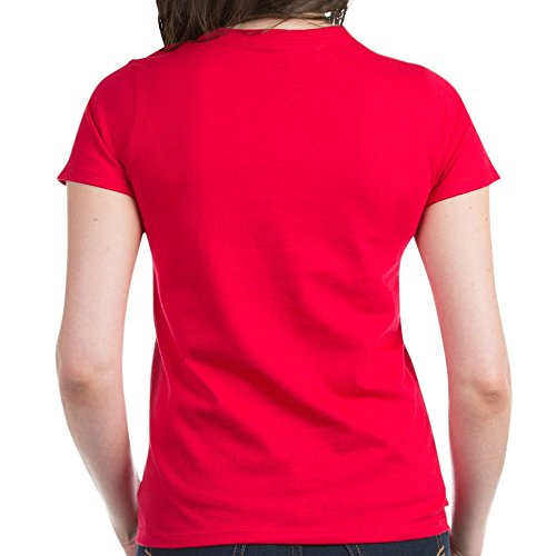 622d76c04281 SHOPUS | CafePress - Team Batista - Dexter - Womens Cotton T-Shirt Red