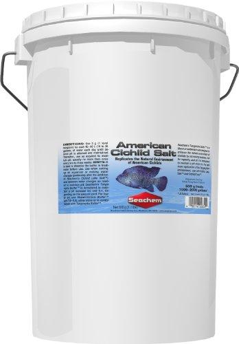 American Cichlid Salt, 20 kg / 44 lbs by Seachem