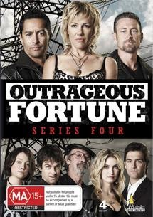 Outrageous Fortune: Series 4