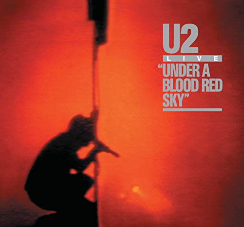 Used, Under a Blood Red Sky [Vinyl] for sale  Delivered anywhere in USA