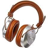Fone de ouvido Bluetooth SE-MS7BT-T, Pioneer, Marrom