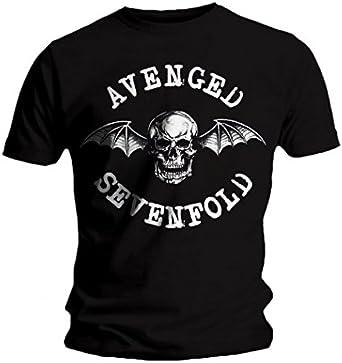 Avenged Sevenfold - Camiseta - Classic Deathbat
