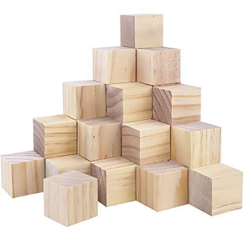 CEWOR Natural Square Blocks Puzzle product image