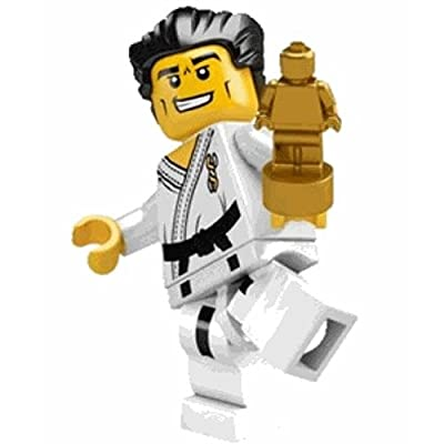 LEGO Karate Master - 8684 Series 2 Mini Figure: Toys & Games