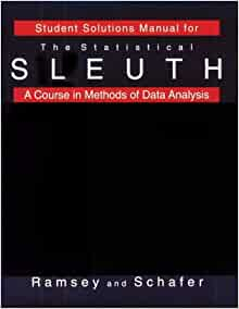 daniel l schafer analysis The statistical sleuth: a course in methods of data analysis by fred l ramsey, daniel w schafer starting at $595 the statistical sleuth: a course in.
