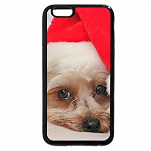 iPhone 6S Case, iPhone 6 Case (Black & White) - A little Cutie!