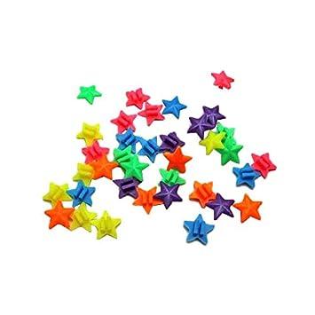 36Pcs Bike Cycle Wheel Spoke Stars Beads Ornament Children Bicycle MTB Decors