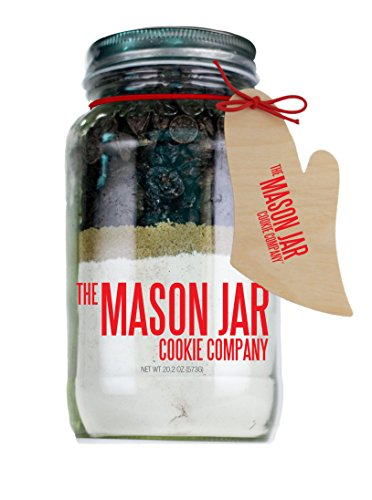 The Mason Jar Cookie Company Cinnamon Raisin Scone Mix, 20.2 Ounce (Scone Raisin)
