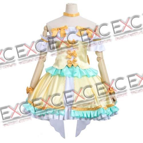 【コスプレ】BanG Dream!(バンドリ) 白鷺千聖(しらさぎちさと) Pastel*Palettes 風 コスプレ衣装 男性用LL