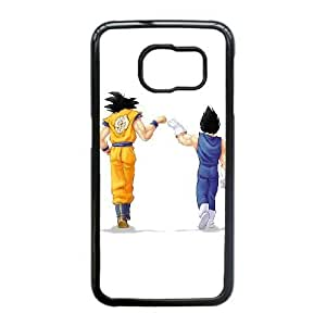 Samsung Galaxy S6 Edge Phone Case Black Dragon Ball WQ5RT7570943