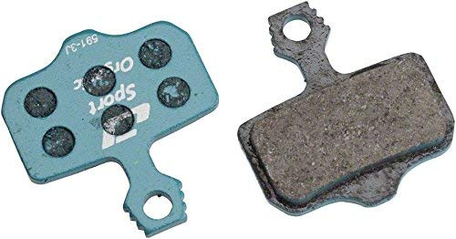- Jagwire Sport Organic Disc Brake Pads for SRAM Level TL, T, DB5, DB3, DB1, Avid# Elixir R, CR, CR Mag, 1, 3, 5, 7, 9, X0, XX, World Cup (2-Pack)