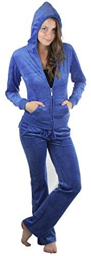 Velour Jacket Pants - 7