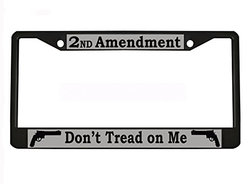 gadsden license plate frame - 8