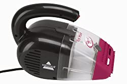 Bissell Pet Hair Eraser Handheld Vacuum Cleaner Review