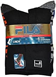 6PK MENS ATHLETIC SOCKS