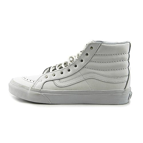 sneakers Antique SLIM RIVETS VANS True alte Rivets White SK8 18IJV0 unisex HI Silver FRqR5z