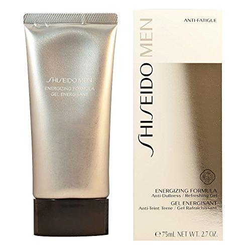 Shiseido Men Energizing Formula Gel for Men, 2.7 Ounce