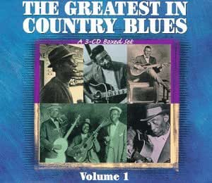 various artists greatest in country blues music. Black Bedroom Furniture Sets. Home Design Ideas